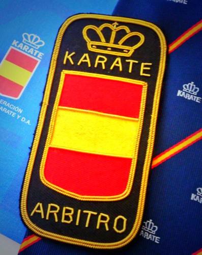 Resultado de imagen de arbitro karate