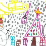 Postales ganadoras navidad 2013