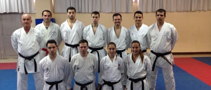 Seleccionados para Campeonato Nacional Sénior 2014