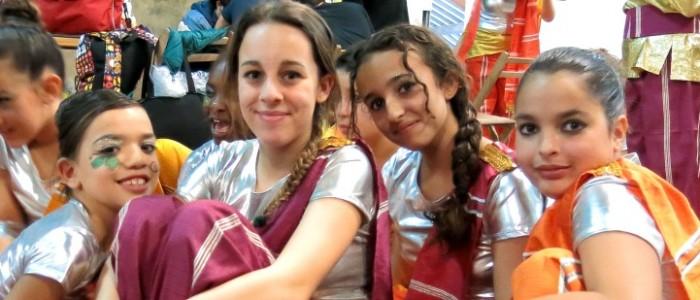 Carnaval 2014, Elección de la Reina Infantil