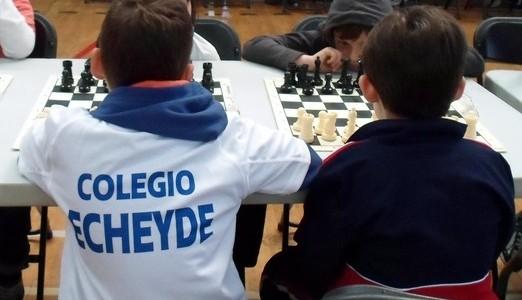 Ajedrez del Colegio Echeyde