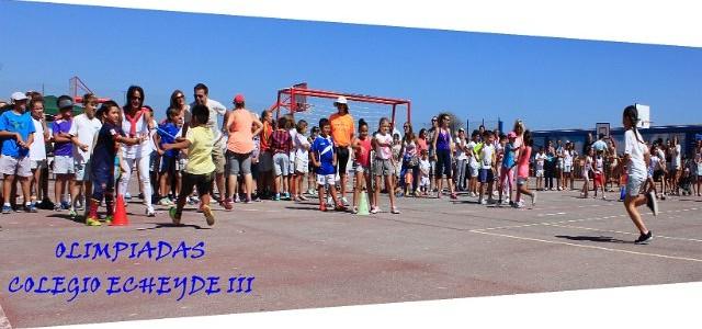 Olimpiadas Echeyde III