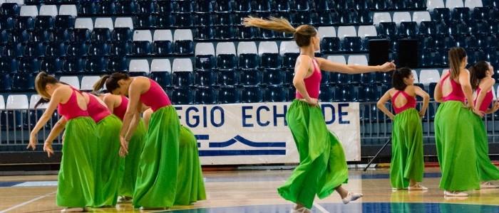 Festival de danza Echeyde 2014