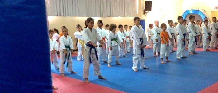 Campeonato Karate fin de curso