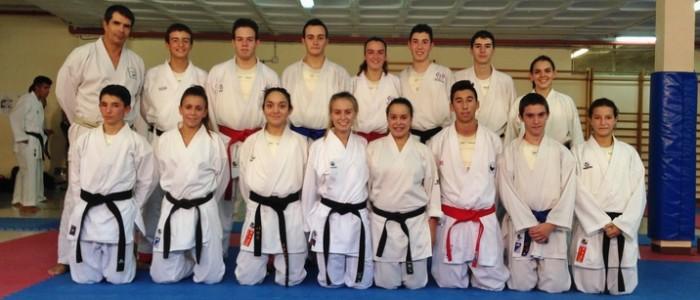 Karate Echeyde 2014