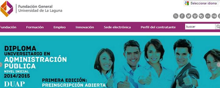 Convenio de cooperación educativa con la Universidad de La Laguna