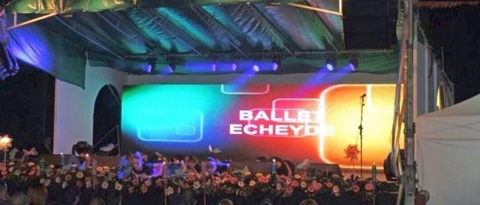 """El club de danza participa en las fiestas de """"Machado"""""""