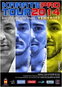 Karate Pro Tour 2014