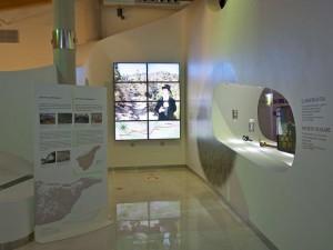 Nuevo Centro de Visitantes del Parque Nacional del Teide