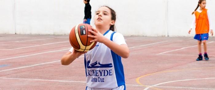 Nueva victoria para el baloncesto femenino