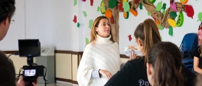 colaboración con Silvia de Esteban