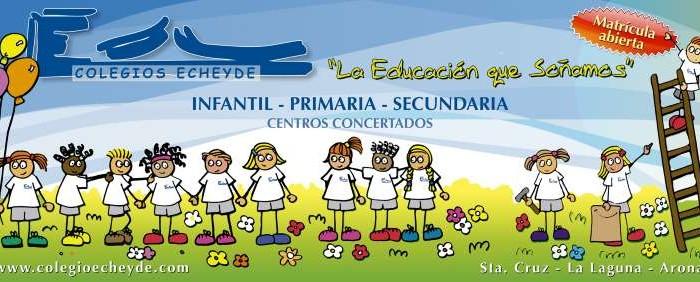 Uniforme Escolar del Colegio Echeyde