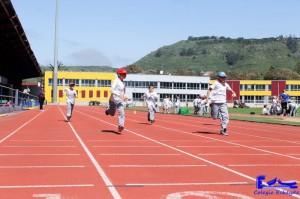 Atletismo desde la infancia