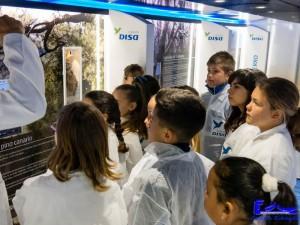 DISALab muestra la biodiversidad de Canarias