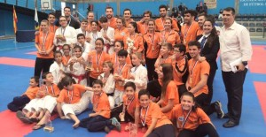 Participantes de Club Karate Echeyde Memorial de Karate Francisco Pérez del Pino