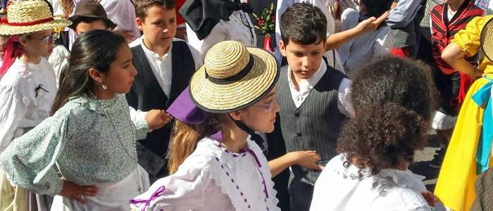 Víspera del Día de Canarias.
