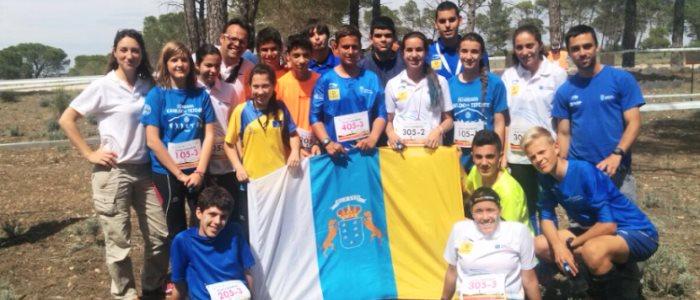 Campeonato de España Escolar de Orientación