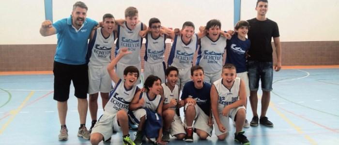 infantil basket 2015