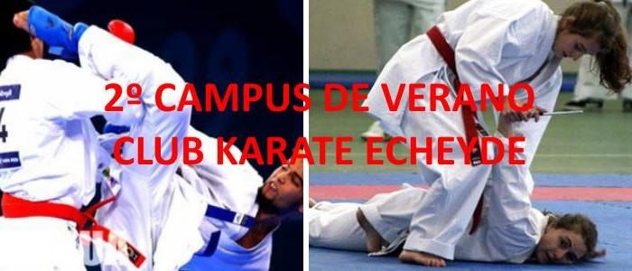 Campus de Verano Karate