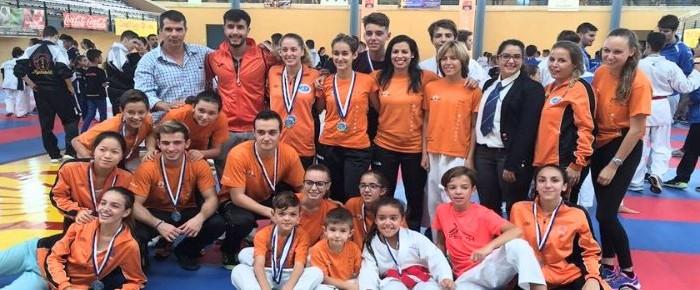 Campeonato Karate Costa Adeje