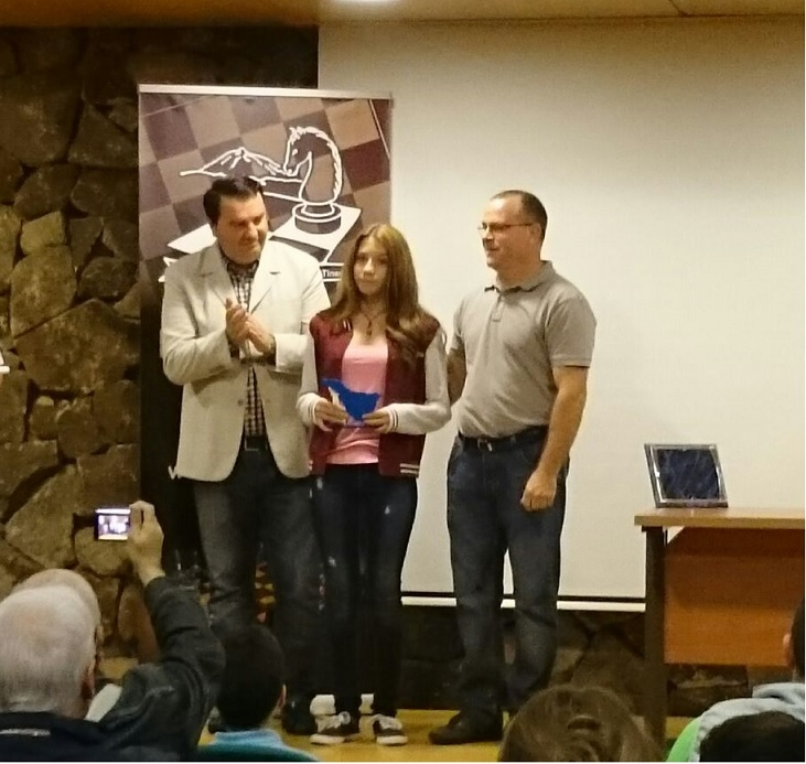 Campeonato de Ajedrez 2016