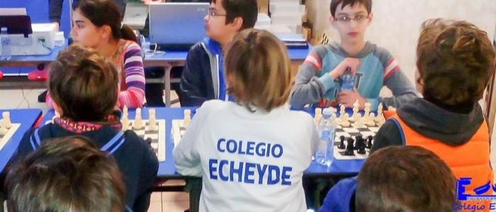 Ajedrez Echeyde