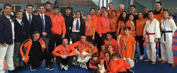 XIII Campeonato de Tenerife de Karate