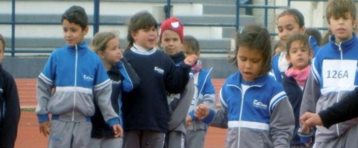 Experiencia deportiva del aula enclave
