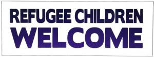 Refugee Children Welcome