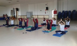 Yoga Echeyde III Secundaria