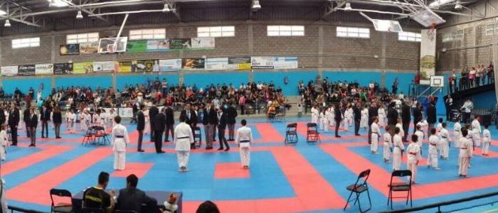 Campeonato Karate Francisco Pérez del Pino