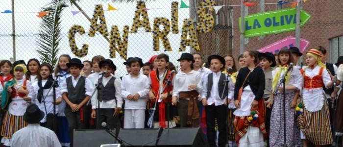 Conmemoramos el Día de la Comunidad de Canarias