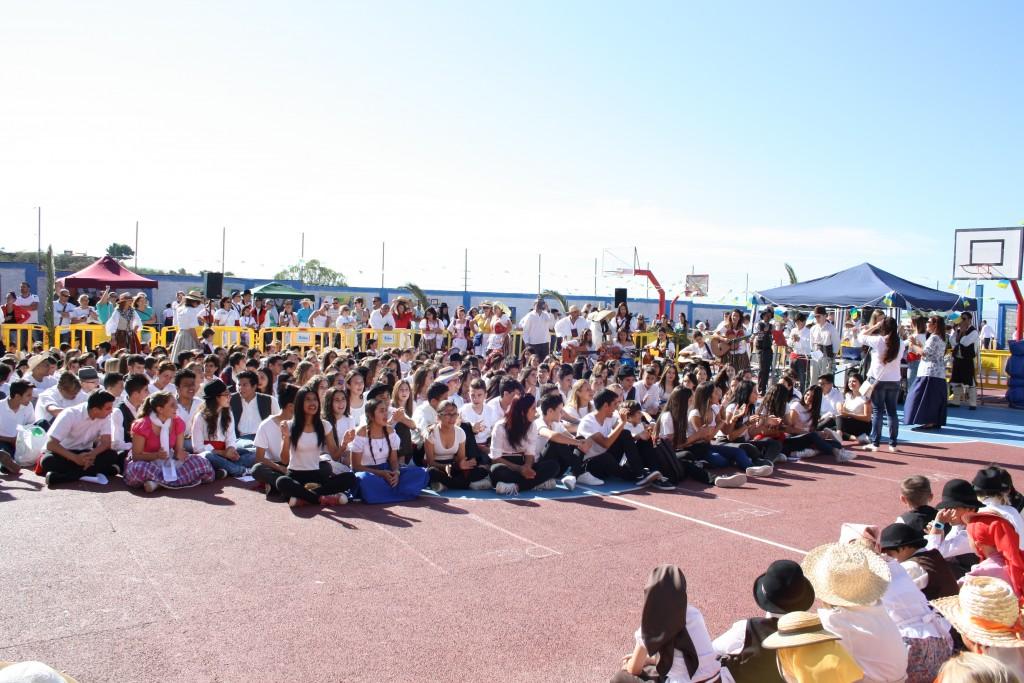 Día de Canarias Echeyde III 2016