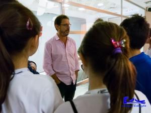 Director de Canarias Radio Miguel Guedes