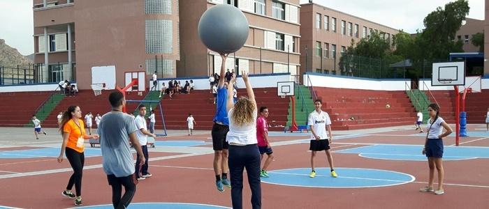 Jornadas deportivas 4º ESO