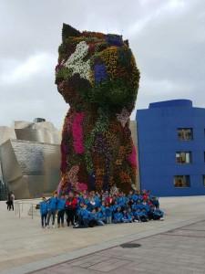 Cantabria y Bilbao reciben al alumnado de sexto.