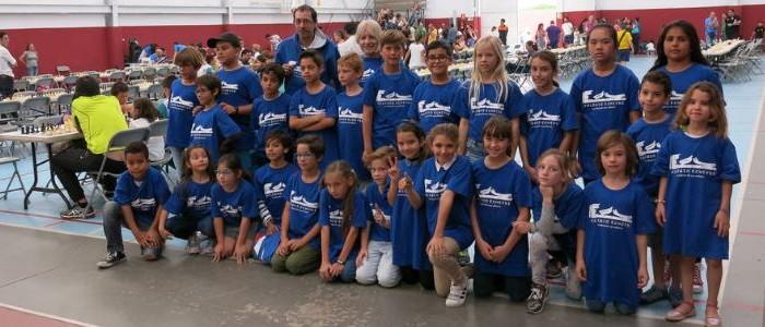 Tercera Jornada de Ajedrez Juegos del Cabildo