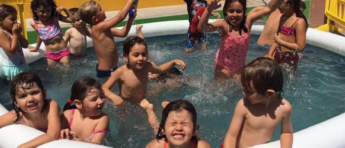 Campamento de verano 2017 - Colegio Echeyde