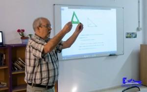 Conocimientos de geometría de la mano de Juan Cuenca Serrano