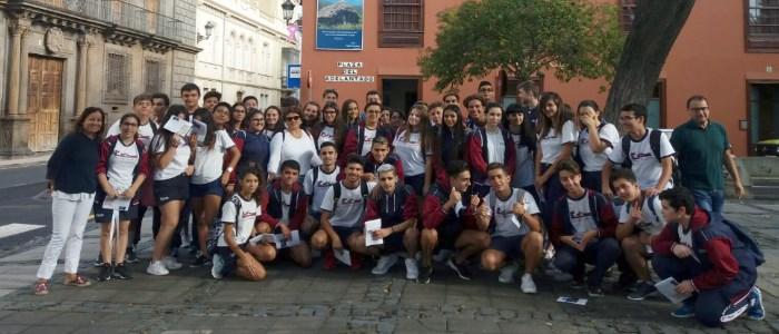 Mirada histórico-matemática de La Laguna