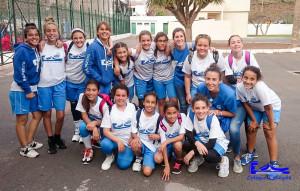 Participantes en el Torneo Baloncesto La Gomera