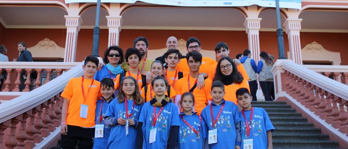 Final del torneo de robótica FLL Canarias 2017-18