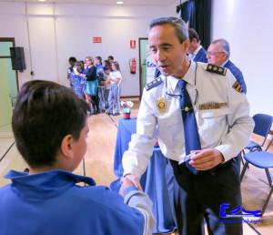 Comisario Provincial Brigada Segurdad Ciudadana