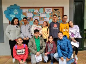 Participantes XXXIV Torneo de Matemáticas 2° ESO (2018)