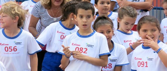 """Carrera solidaria """"Corremos por una Escuela"""""""