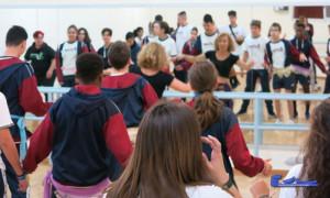 Taller Danza del Vientre. V Jornada Intercultural