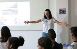 Alumnos Erasmus cuentan su experiencia.