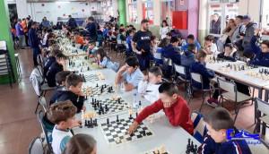 Competición en el Colegio Echeyde II el 27 de abril.
