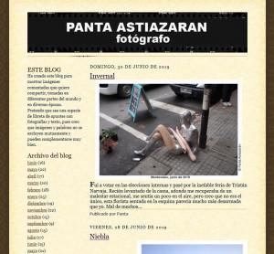 Panta Astiazarán Web